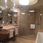 Delightfully decorated bathrooms, with well presented, good amenities