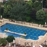 Great pool and leisure area