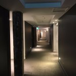 Hallway of the second floor.