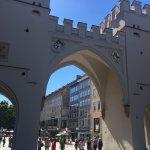Photo of Karls Gate (Karlstor)