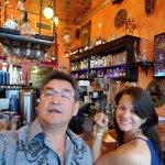 Happy 33rd anniversary at the bar