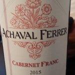 Achaval Ferrer Cabernet