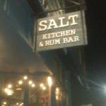 Photo de Salt Kitchen and Rum Bar