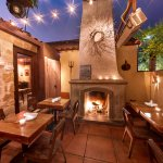 BO-beau Fireplace Patio