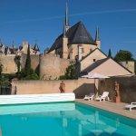 Hotel Le Relais Du Bellay Foto