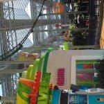 Fantastic Nick Universe inside Mall Of America