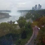 I took this pic of the Falls from my room on the 6th Floor