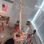 Antenna from the North Tower - 9/11