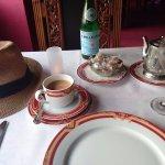 chai en attendant le plat principal :D