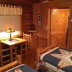 Silverwolf Log Chalet Resort-billede