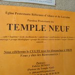Photo of Le Temple Neuf