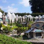 Disneyland theme park in Anaheim