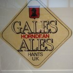 Once a Gales Pub until Fullers closed the Gales Brewery!