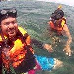 Snorkel con las tortugas
