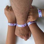 i nostri bracciali del Club Family Hotel Costa dei Pini