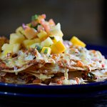 Smoked Duck Nachos!