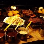 Bloody Mary's Bar-Lounge-Grill - Butchers Board