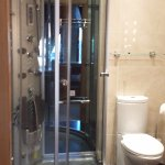 Multi-point shower enclosure - standard