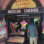 One of the stops was to a fun candy shop with very unique, Mexican candies- great souvenirs!