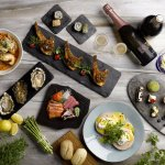 Oceania Seafood Buffet Sunday Brunch at Four Points Eatery