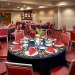 Delta Room - Set for a banquet