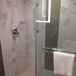I'm in love with walk-in showers.