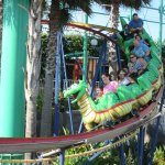 Sea Serpent coaster