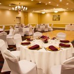 Silvermine Ballroom Set for a wedding