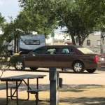 The Big Texan Limo pickup directly from your campsite