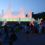 Wow. The works of the fountain!