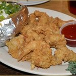 Wild Caught Gulf Fried Shrimp