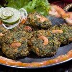 Hara Bhara Kabab - Vegetarian Snack Made with Spinach, Potatoes