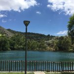 Zaros Lake