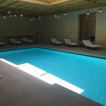 Pictures of our room, interior, spa, pool, property