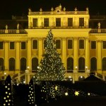 The Schoenbrunn Palace is nearby.
