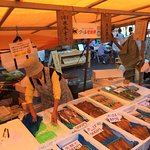 Morning Market in Wajima Photo