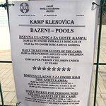 Photo de Camp Klenovica