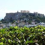 View to Acropolis