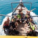 Buddha Dive boat
