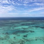 GBR best way to see how big the reef is - from the air