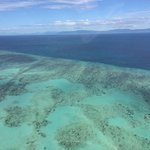 See how HUGE the Great Barrier Reef is with a helicopter flight with GBR!!