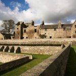 Aberdour Castle Photo