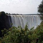 Victoria Falls (Zimbabwe Side - June)