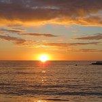 Classico tramonto