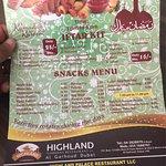 Foto de Highland Gardens Restaurant