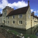 Ightham House and Mote
