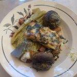 des assiettes équilibrées, et une cuisine familiale