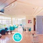 Cafeteria en hotel