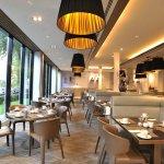 Enjoy lunch and dinner at Restaurant Rienäcker!
