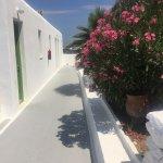Hotel Mykonos Beach Foto